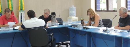 Comissão de Constituição e Justiça Realiza Encontro
