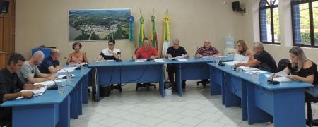 Primeira Sessão Ordinária do Ano Tem Todos Projetos Aprovados