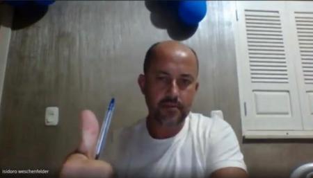 Isidoro reivindica melhorias no Distrito Industrial e retorna a falar sobre sinistro na Carbo Negro