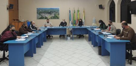 Sete Projetos de Lei são analisados em Sessão Ordinária