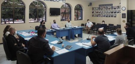 Diretrizes do Município é pauta de reunião entre Executivo e Legislativo